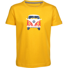 Elkline Teeins T-Shirt Enfant, goldenyellow